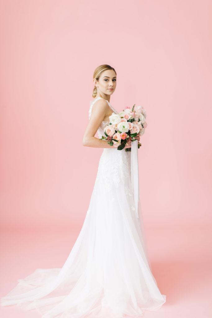 Wedding Dress Colors 101 - Bitsy Bridal Utah