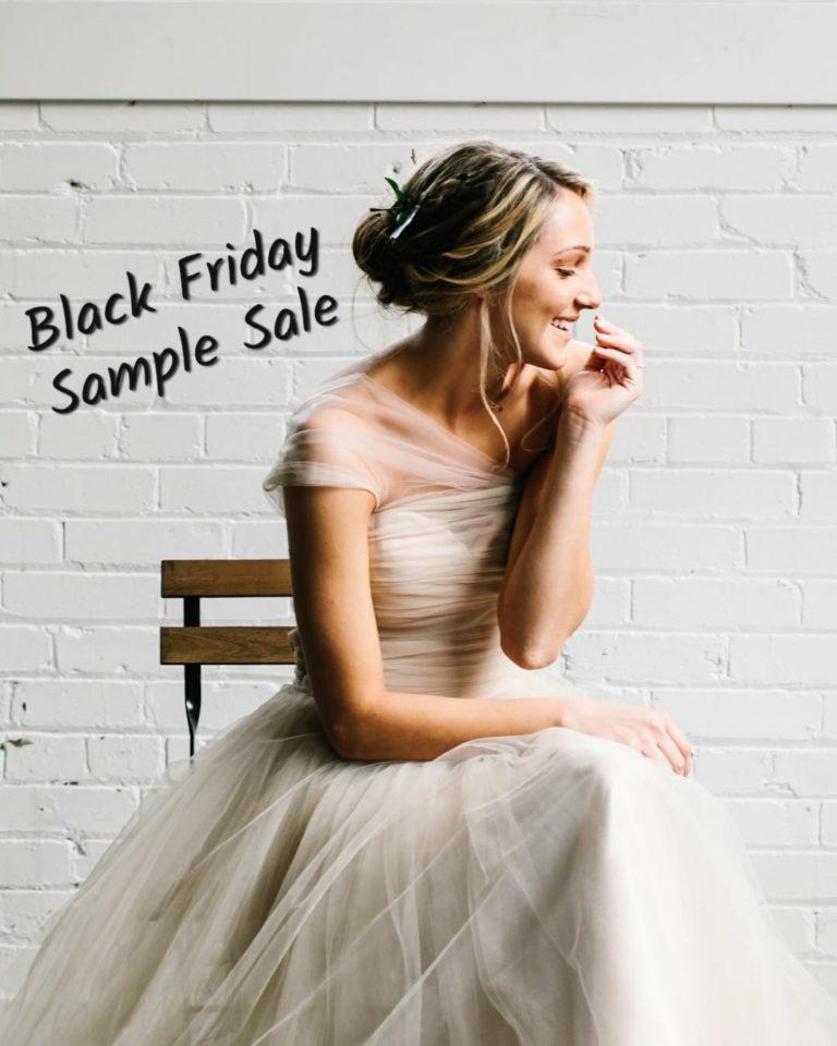 Bitsy Bridal 2018 Black Friday Sale