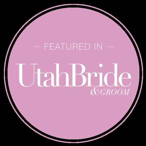 Utah Bride and Groom
