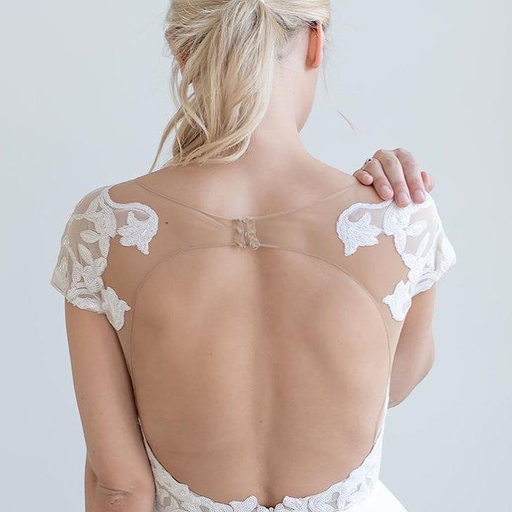 Dakota wedding gown by Hayley Paige